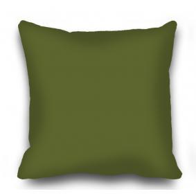 Kozzy Home  RFE251  Dekoratif Kırlent İçi Dolgulu  45x45 cm - Yeşil