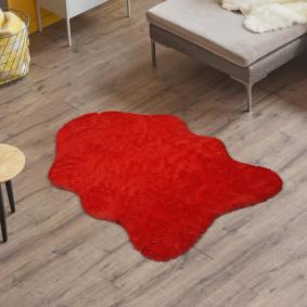 Kozzy Home    Dekoratif Post Halı   kırmızı