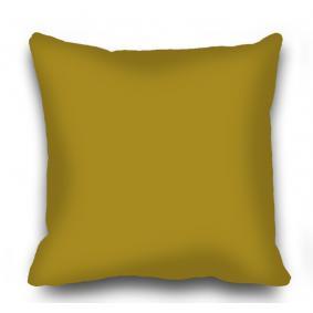 Kozzy Home  RFE247  Dekoratif Kırlent İçi Dolgulu  45x45 cm - Hardal